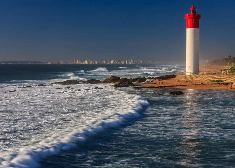 Durban Bluff Lighthouse